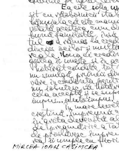 Click aici pentru a vizualiza Manuscrisul - Mircea Ioan  CASIMCEA