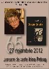 001 Lansare Irina Petraş 65 _ http://www.uniuneascriitorilor-filialacluj.ro/Poze/carti/Afis_Lansare_Irina_Petras.jpg