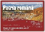 000 Afiș Patria română _ http://www.uniuneascriitorilor-filialacluj.ro/Poze/carti/Afis_Patria_romana_mc.jpg