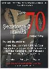 000 Aniversare 70 Filiala și Steaua _ http://www.uniuneascriitorilor-filialacluj.ro/Poze/carti/Afis_Sezatoare_28.jpg