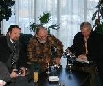 Ioan Pintea, Ion Mureşan, George Vulturescu _ http://www.uniuneascriitorilor-filialacluj.ro/Poze/carti/DSCF0005.jpg
