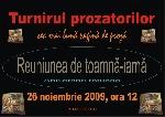 008 Afis Turnirul prozatorilor _ http://www.uniuneascriitorilor-filialacluj.ro/Poze/carti/Turnir_Reuniune.jpg
