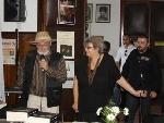 Promenada scriitorilor - Ion Mureşan, Irina Petraş, Vasile G. Dâncu _ http://www.uniuneascriitorilor-filialacluj.ro/Poze/carti/almanahscriitori080.jpg