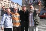I. Zubaşcu, I. Mureşan, G. Vulturescu, A. Puslojici, foto I. Moldovan _ http://www.uniuneascriitorilor-filialacluj.ro/Poze/carti/zubascu_muri.jpg